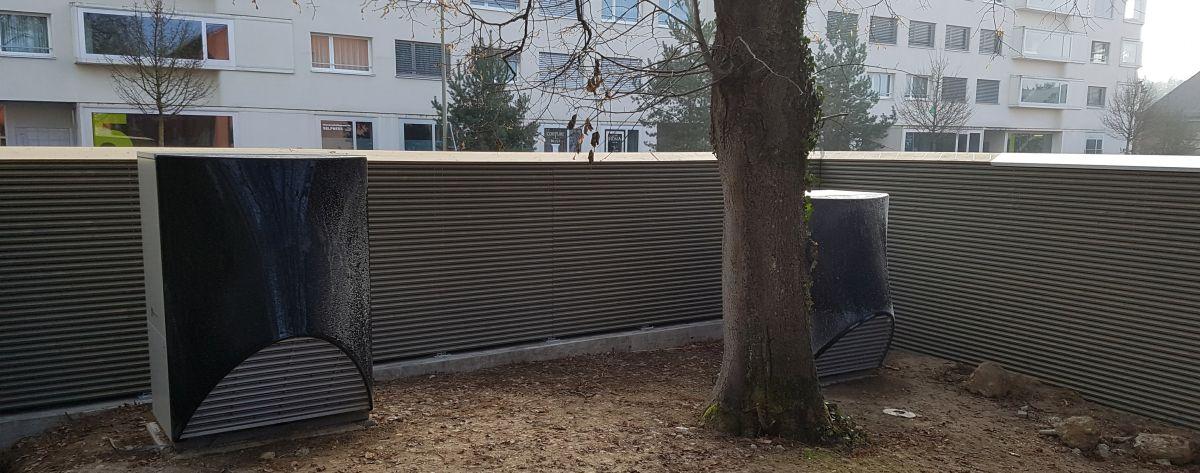 Top Sicht- & Lärmschutzwände, Schallschutzwände - www.sichtschutz @EF_18