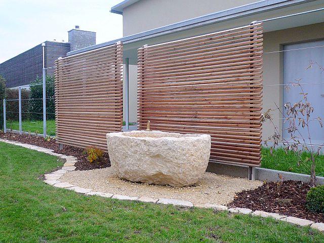 Betonwand Garten mit perfekt design für ihr haus design ideen